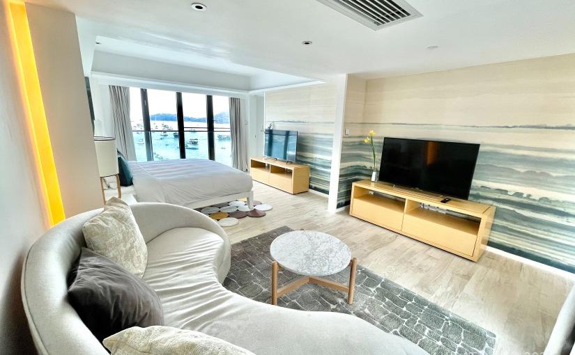西貢The Pier Hotel|西貢艇仔買海鮮自己煮|放假來一場香港本土的海邊渡假吧!