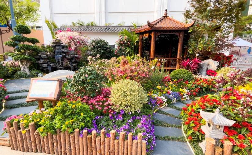 春天就係要賞花!荔枝角公園、九龍公園 | 2021香港花卉展覽(九龍區)